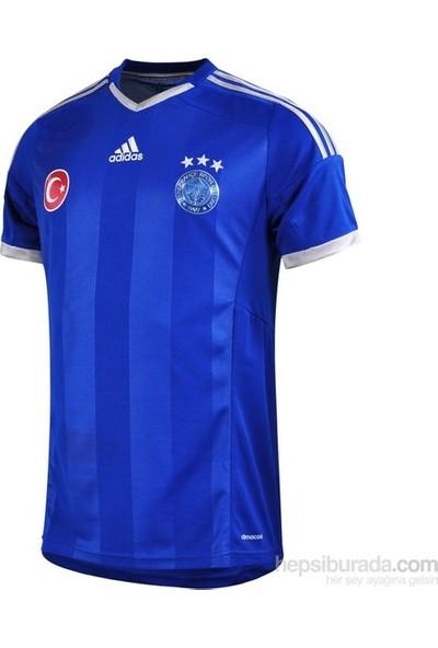Adidas Fenerbahçe Çocuk Mavi Maç Forması