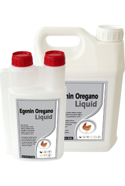 Royal İlaç Egenin Oregano Liquid 1 lt