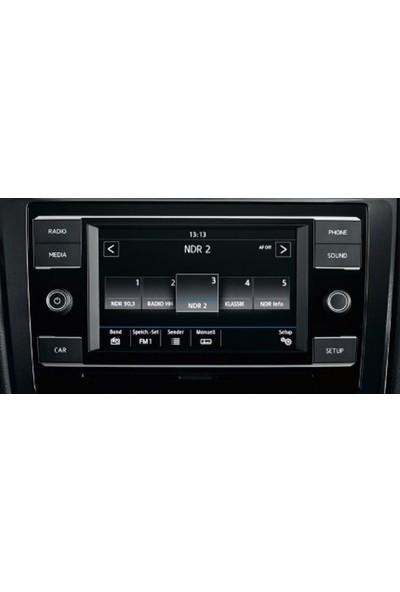 Aeltech Volkswagen Golf 7 Inç Navigasyon Ekran Koruyucu Cam