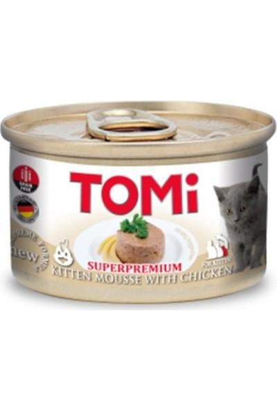 Tomi Tavuklu Yavru Kedi Maması 85 g