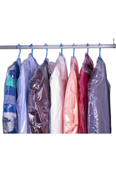Eldora Şeffaf Elbise Torbası 18 Adet