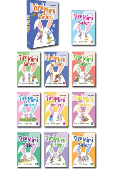 Tini Mini Birler (1.Sınıflar Için) 10 Kitap