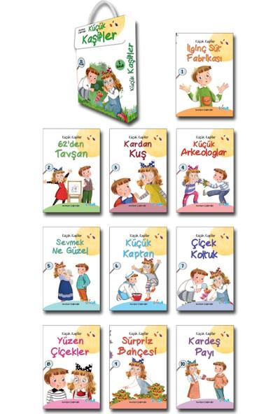 Küçük Kaşifler (1.Sınıflar Için) 10 Kitap