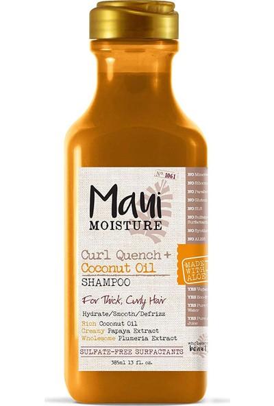 Maui Coconut Oil Şampuan 385 ml
