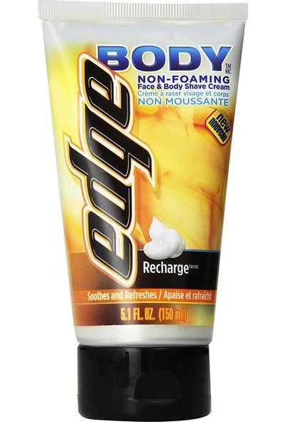 Edge Recharge Yüz ve Vücut Için Tıraş Kremi 150 ml
