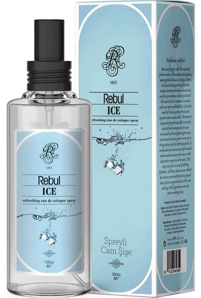Rebul Ice Kolonya100 ml