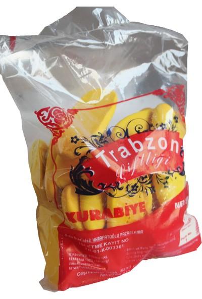 Trabzon Çiftliği Trabzon Kurabiyesi Sarı 1 kg