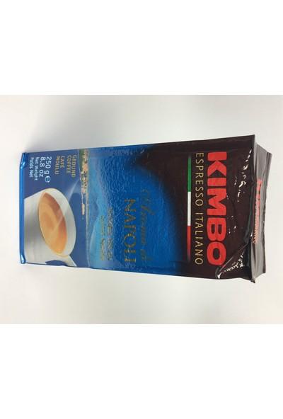 Kimbo Aroma Di Napoli Filtre Kahve (250 Gr)