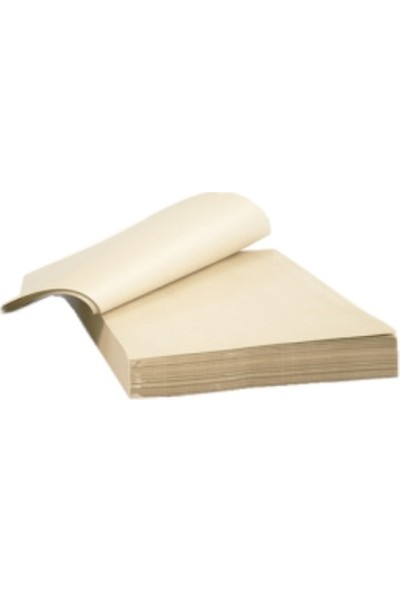 İhtiyaç Limanı 3. Hamur Paketleme Ambalaj Kağıdı 30 x 40 cm 1 kg