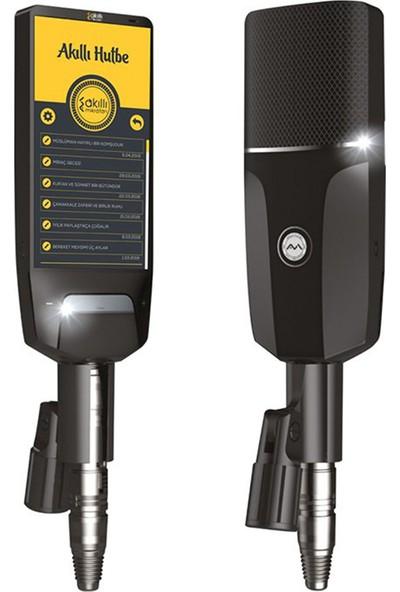 Akıllı Mikrofon Akıllı Hitabet Cihazı