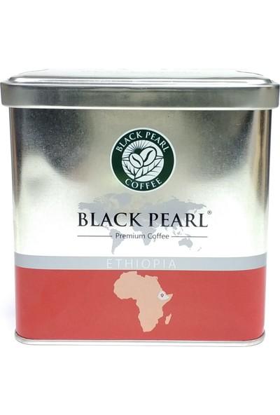 Black Pearl Coffee Ethiopia Öğütülmüş Filtre Kahve 250 gr