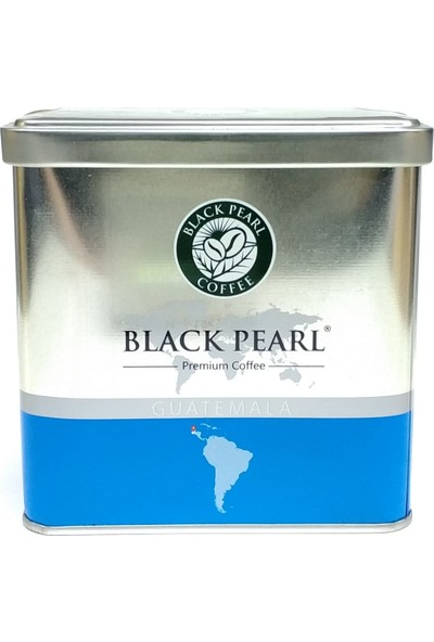 Black Pearl Coffee Guatemala Öğütülmüş Filtre Kahve 250 gr