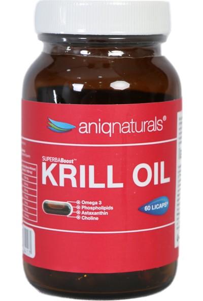 Aniqnaturals Krill Yağı 60 Kapsül