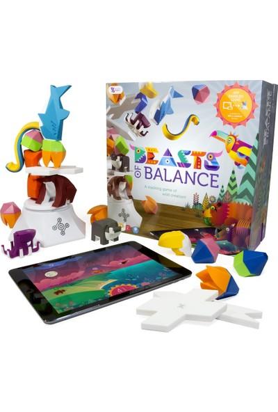 Sensible Object Beasts Of Balance Denge Canavarları 7+ Çocuklar İçin Dijital Hibrit Aile Oyunu