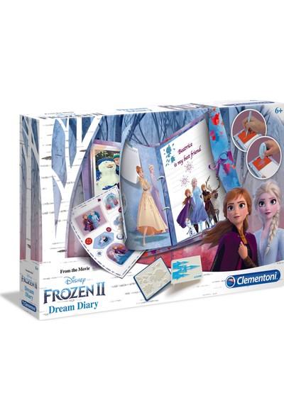 Frozen - Sihirli Günlük