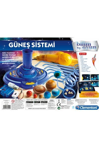 Bilim ve Oyun - Güneş Sistemi