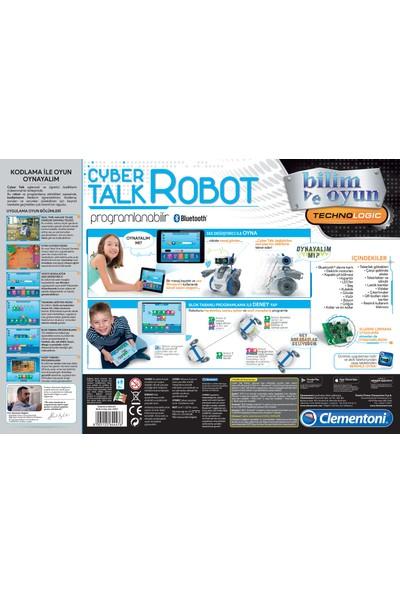 Robotik Laboratuvarı - Cyber Talk Robot