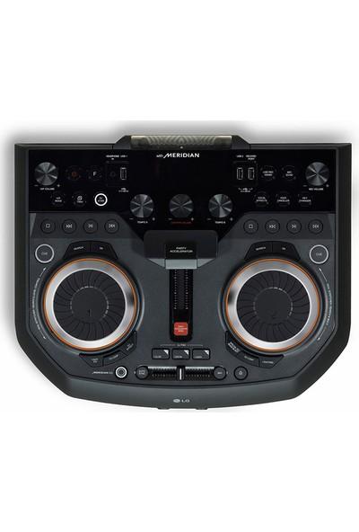 Lg Ol100 2000W X Boom Taşınabilir Hi-Fi Ses Sistemi