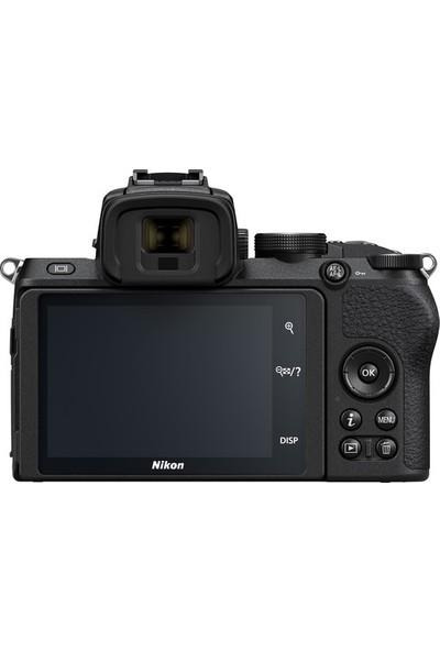 Nikon Z50 16-50 mm Fotoğraf Makinesi (2 Yıl Karfo Karacasulu Garantili)