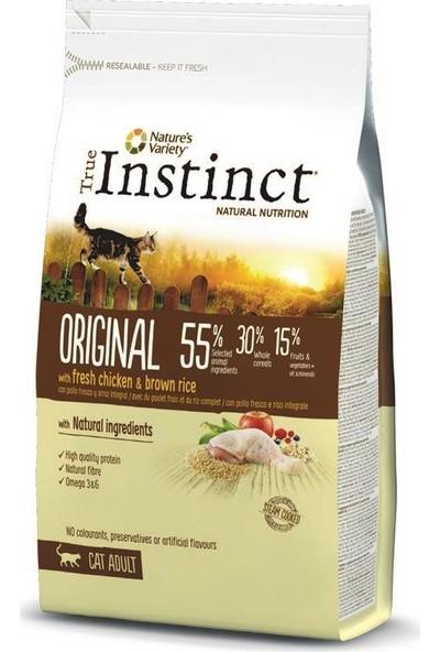 True Instinct Original Tavuklu Yetişkin Kedi Maması 1,25KG