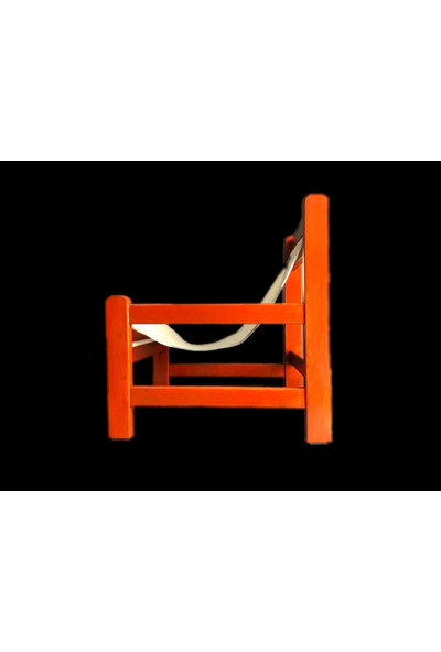 Kocatarla Şezlong Sandalye El Yapımı Masif Ahşap