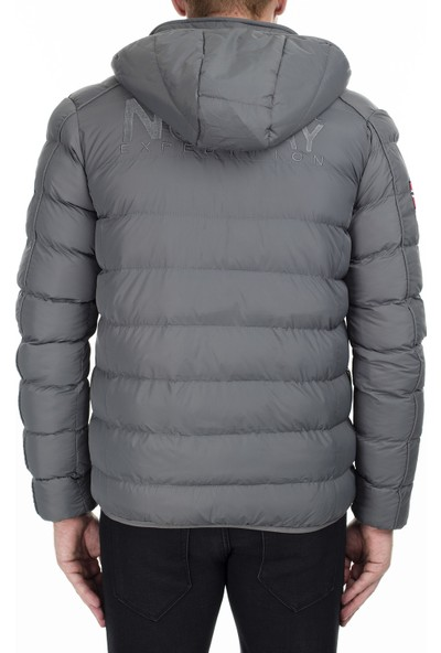 Norway Geographical Outdoor Erkek Parka Bombe