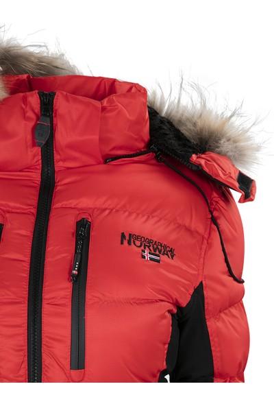 Norway Geographical Kadın Mont Basilic