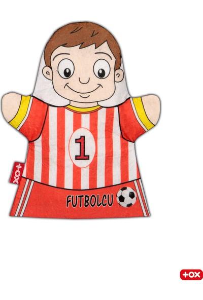 Tox Futbolcu Meslekler Keçe El Kukla
