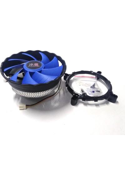 Destro M120 Intel/amd Uyumlu Universal 1600 Rpm Işlemci Fanı