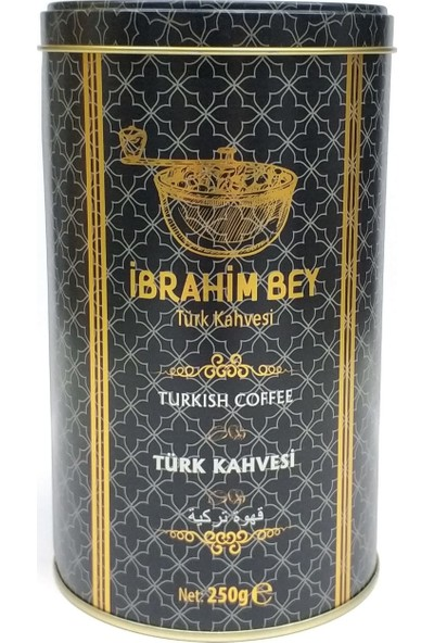 İbrahim Bey Türk Kahvesi 250 gr