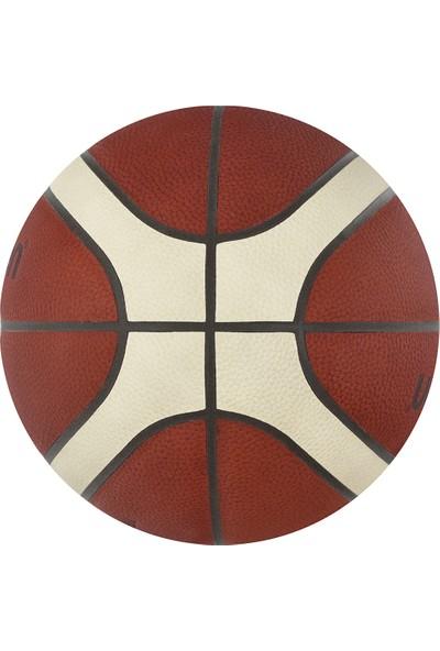 Molten B7G5000 Fıba Onaylı Deri 7 No Basketbol Maç Topu