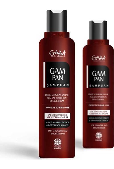 Gam Saç Dökülmelerine Karşı Şampuan