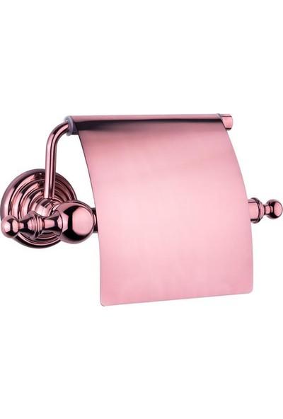 Saray Banyo Artemis Bronz Kapaklı Kağıtlık