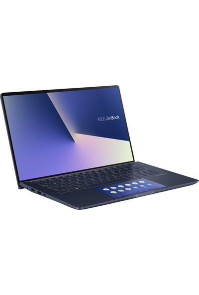 "Asus Zenbook UX334FLC-A4107T Intel Core i7 10510U 16GB 512GB SSD MX230 Windows 10 Home 13.3"" FHD Taşınabilir Bilgisayar"