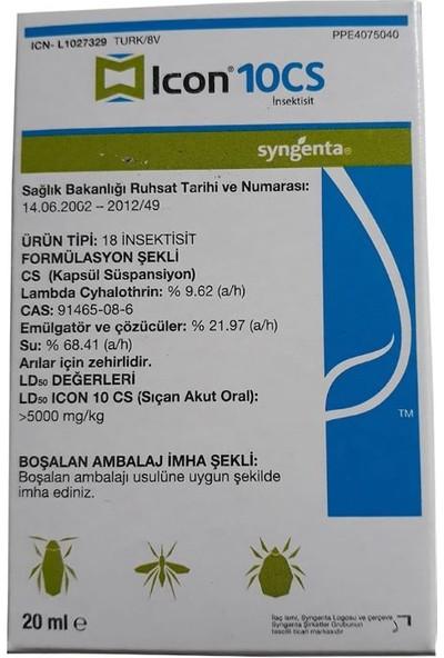 Syngenta Icon 10 Cs 20 ml Genel Amaçlı Haşere Ilacı