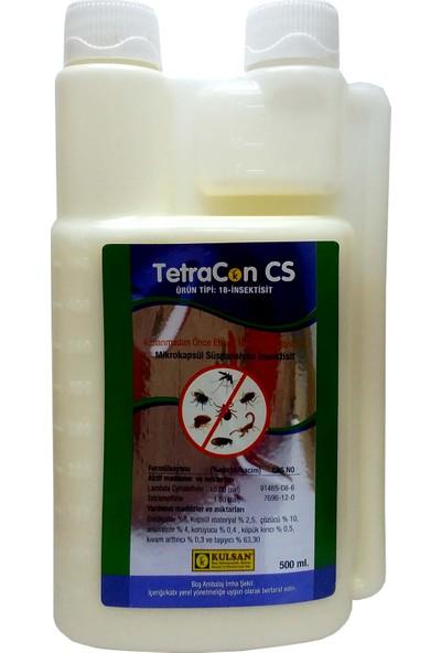 Tetracon Cs 500 ml Kene, Pire, Bit, Akrep Vb. Gibi Yürüyen Haşere