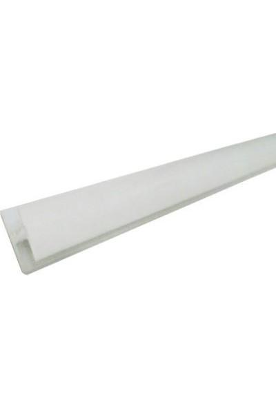 Uslu H Birleştirme Profili Plastik 3 - 6 - 9 mm Arkalık Çıtası Birleştirici 100'LÜ