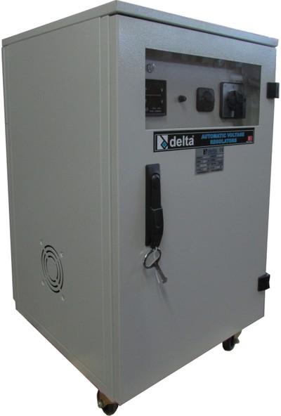Delta 25 Kva Servo Monofaze Voltaj Regülatörü 140-240V