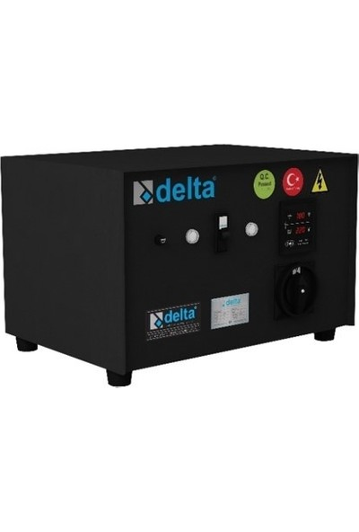 Delta 3.5 Kva Servo Monofaze Voltaj Regülatörü 160-260V
