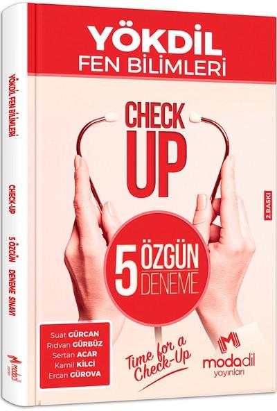 Modadil YÖKDİL Fen Bilimleri Check Up 5 Özgün Deneme Sınavı - Suat Gürcan
