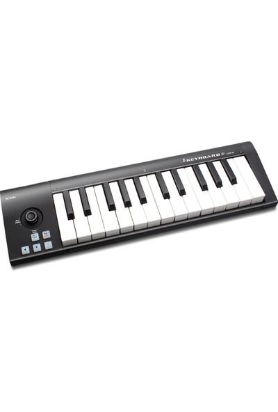 Icon I Keyboard 3 Mini 25 Mini Tuşlu Taşınabilir USB Midi Klavye