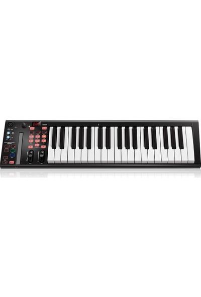 Icon I Keyboard 4s 37 Tuşlu Daw Kontrol Özellikli ve Ses Kartlı USB Midi Klavye