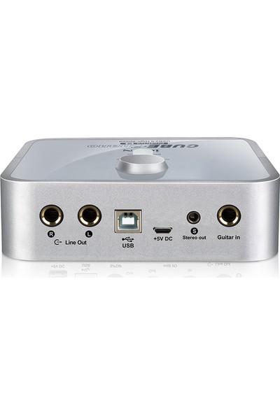 Icon Cube 2 Nano 2 Giriş 2 Çıkış / USB 2.0 / 24 Bit 192 Khz / Profesyonel Ses Kartı