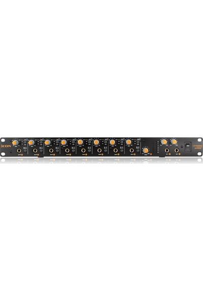 Icon Umix 1010 2 Giriş 2 Çıkış / USB 3.0 / 24 Bit 192 Khz / Midi in-out / Profesyonel Ses Kartı