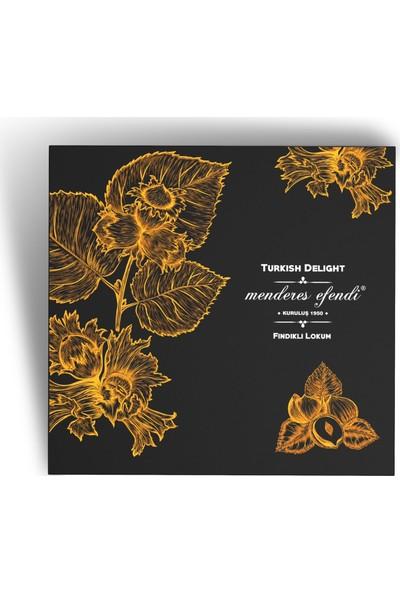 Menderes Efendi Fındıklı Lokum 500 gr