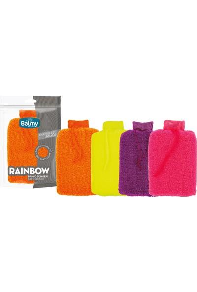 Balmy Naturel Rainbow Banyo Süngeri