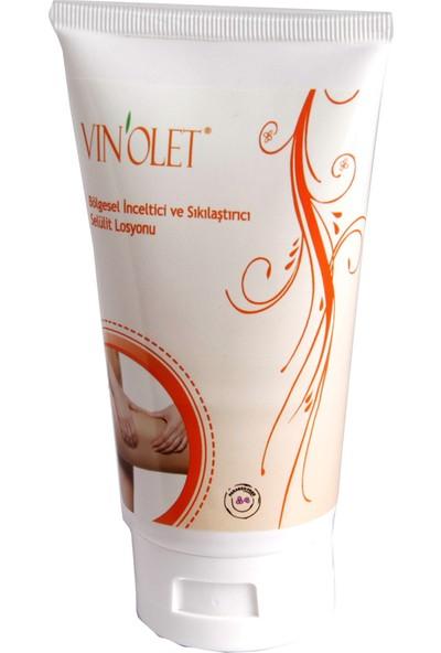 Vinolet Bölgesel Inceltici ve Sıkılaştırıcı Selülit Losyonu 150 ml