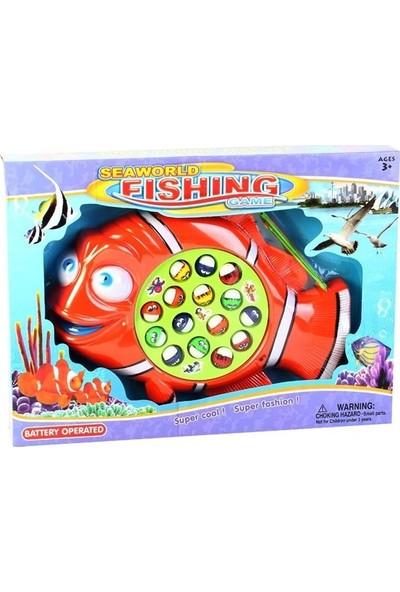 Mega Oyuncak Mega 5216A Şaşkın Balık Oyunu
