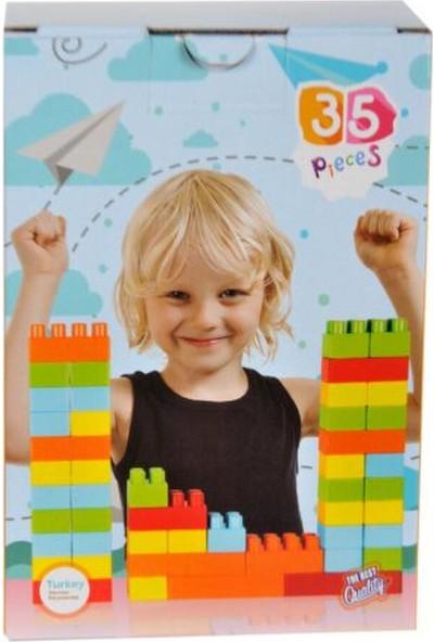 Engin Oyuncak 35 Parçalı Set