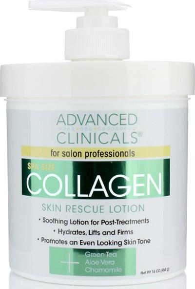Advanced Clinicals Collagen Losyon 454gr